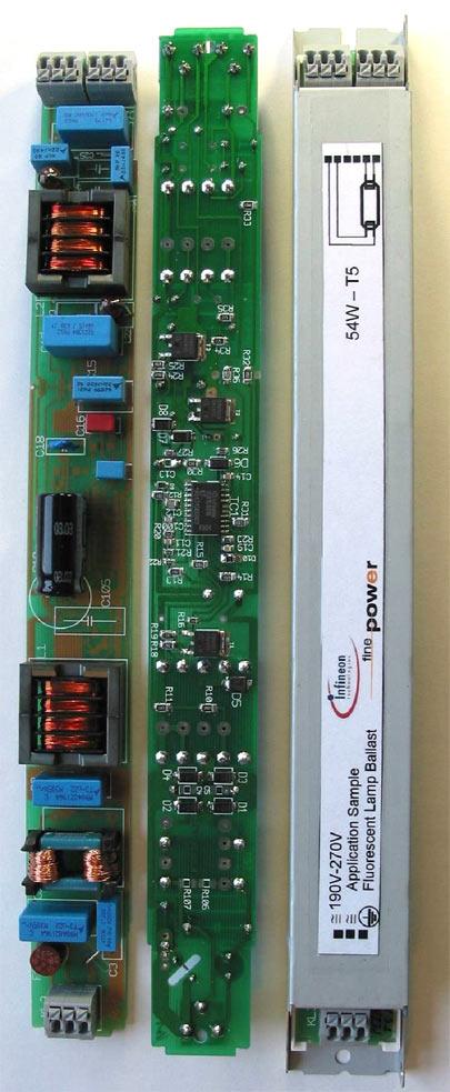 Контроллеры ICB1FL02G Infineon